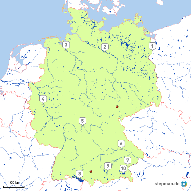 Startseite landkarten welt europa deutschland deutschland karten