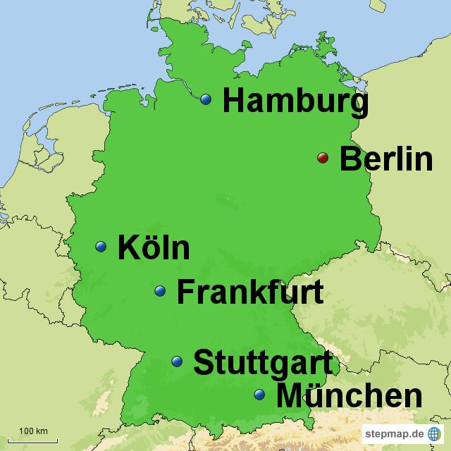 größten städte in deutschland