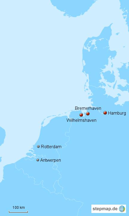 deutschland niederlande von nobel landkarte f r deutschland. Black Bedroom Furniture Sets. Home Design Ideas