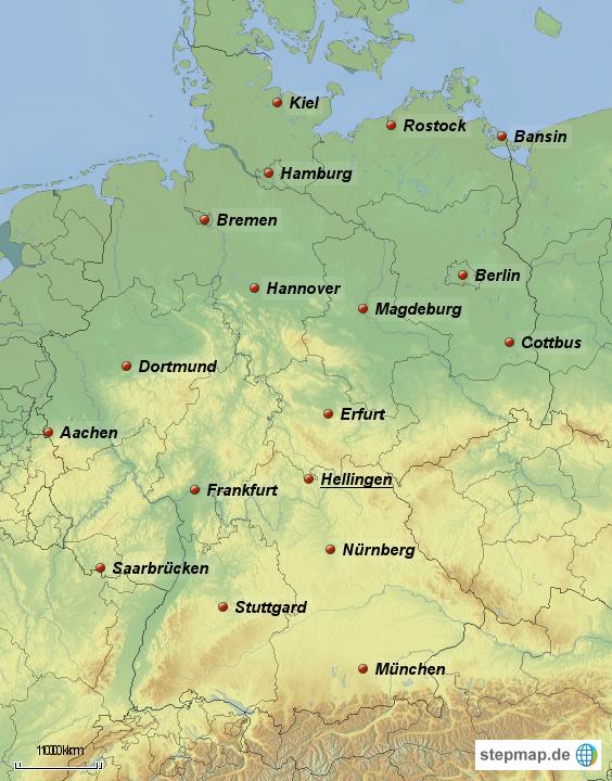 deutschland sch ne urlaubsorte von mg1999 landkarte f r. Black Bedroom Furniture Sets. Home Design Ideas