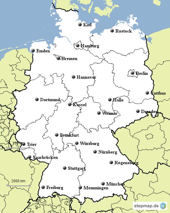 bundesland in english