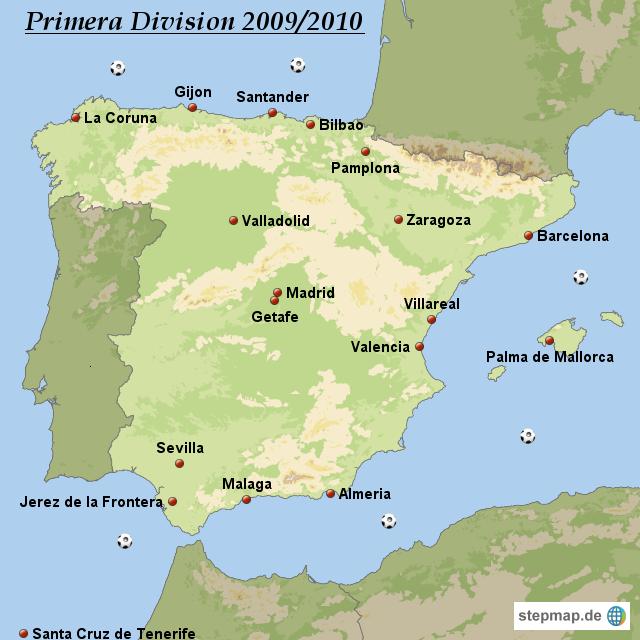 spanische primera division