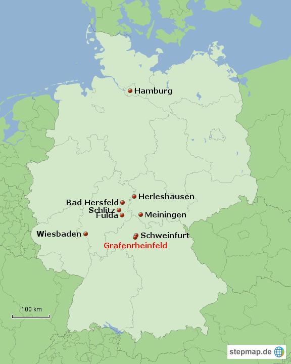 Die Wolke von marian70895 - Landkarte für Deutschland
