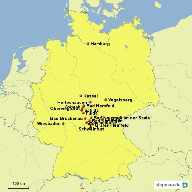 Die Wolke (Buch) - Orte von TheStarman - Landkarte für ...