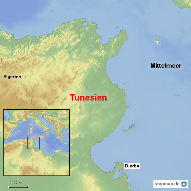 Tunesien Karte Welt.Tunesien Karte Djerba Filmgroephetaccent