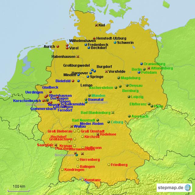 Handball Ligen Deutschland