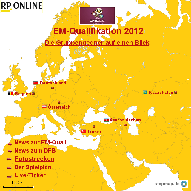 europameisterschaft qualifikation deutschland