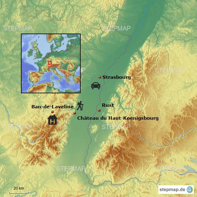 Europapark Deutschland Karte.Europapark Von Christiane Hoelper Landkarte Fur Deutschland