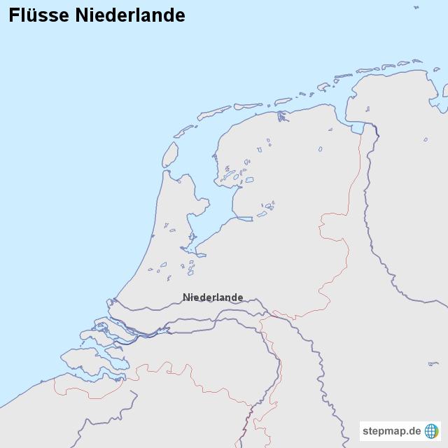 Flüsse niederlande