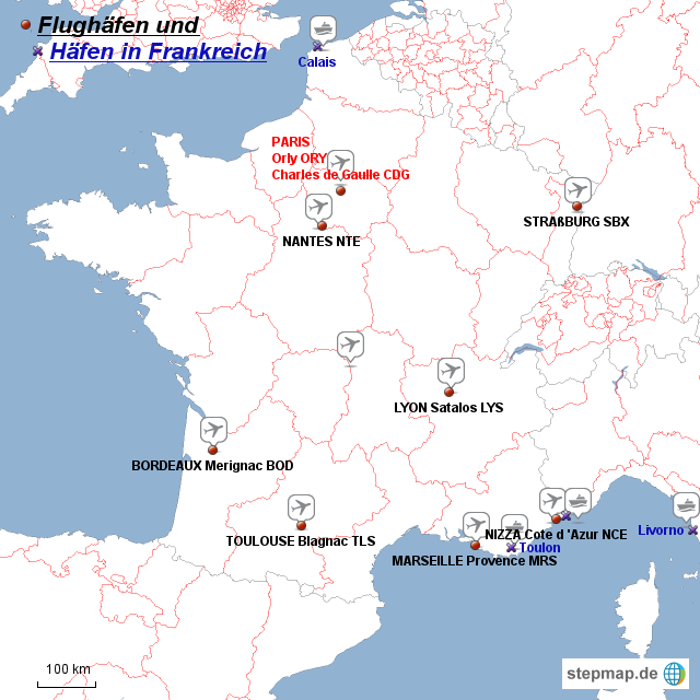 frankreich postleitzahlen liste