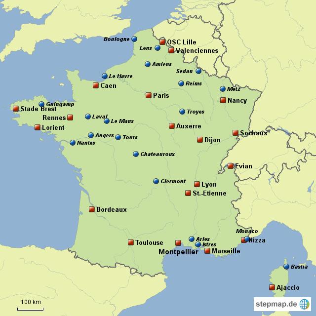 1. liga frankreich