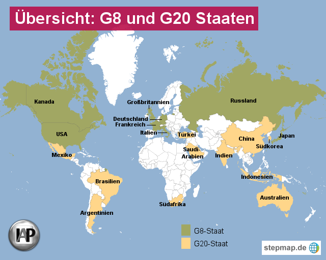 g20 länder