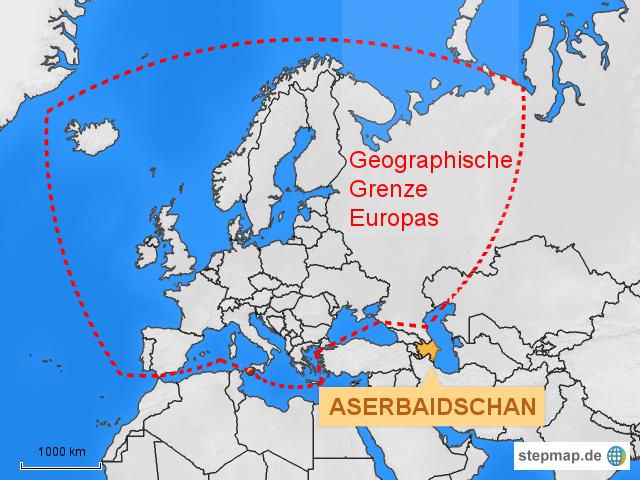 Karte Europa Grenzen | My blog
