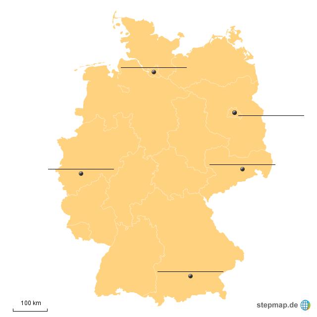 großstädte deutschland