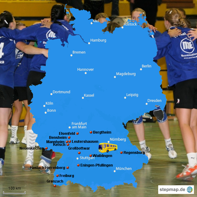 handball frauen 3. liga süd