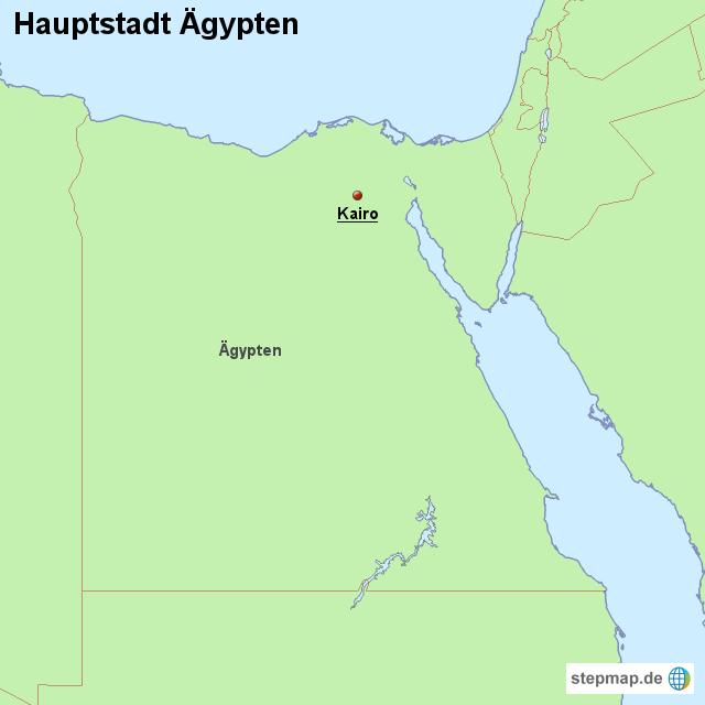 hauptstadt gypten von l nderkarte landkarte f r gypten. Black Bedroom Furniture Sets. Home Design Ideas