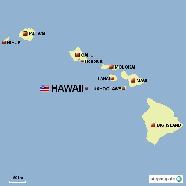 Big Hawaii Island Name
