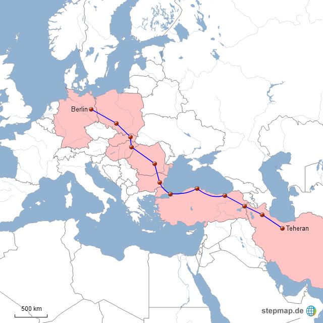 iran deutschland