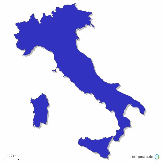 lucca italien kort