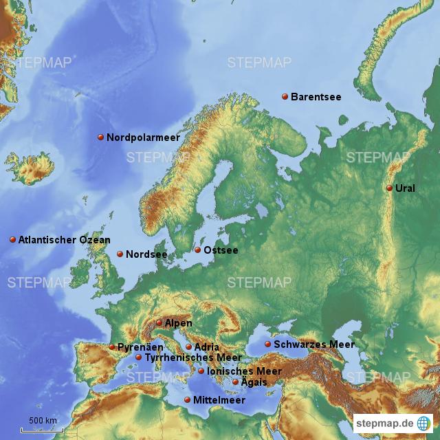 Nordpolarmeer Karte.Jessy Karte Von Tigerchen2000 Landkarte Für Deutschland