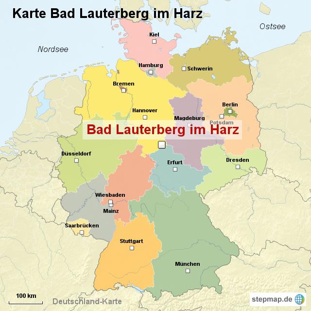 harz karte bundesländer Harz Bundesländer Karte | goudenelftal