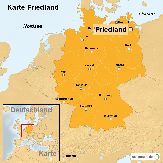 Single frauen aus 17098 friedland