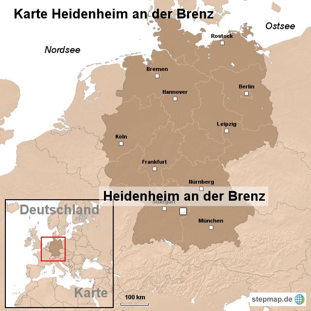 Single heidenheim brenz