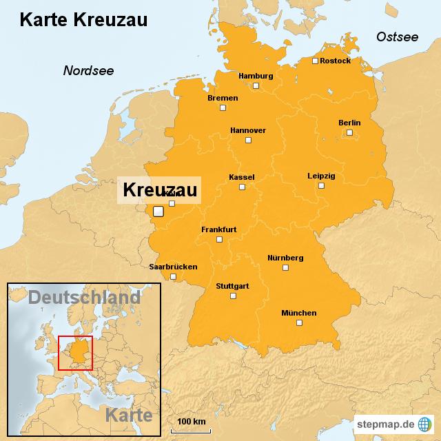 karte kreuzau von ortslagekarte landkarte f r deutschland. Black Bedroom Furniture Sets. Home Design Ideas