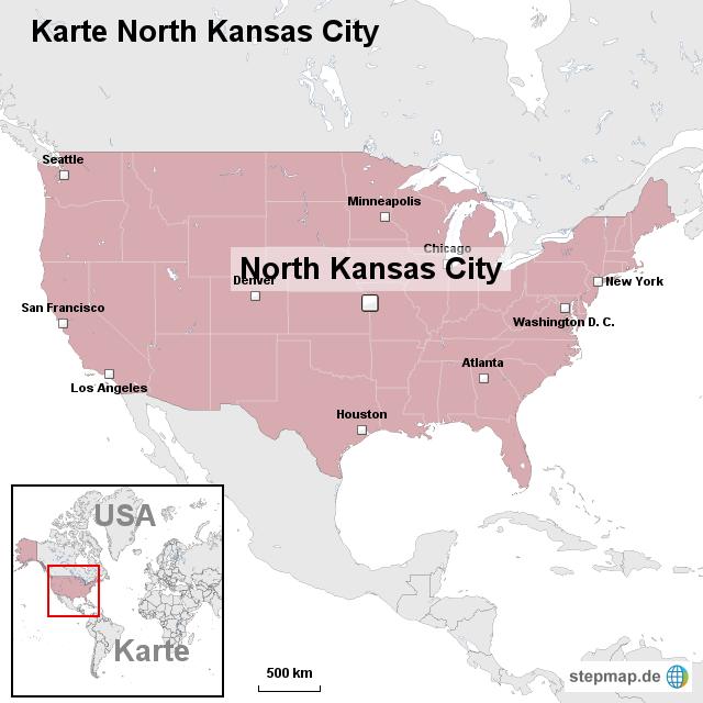Kansas City Schlampe zeigt