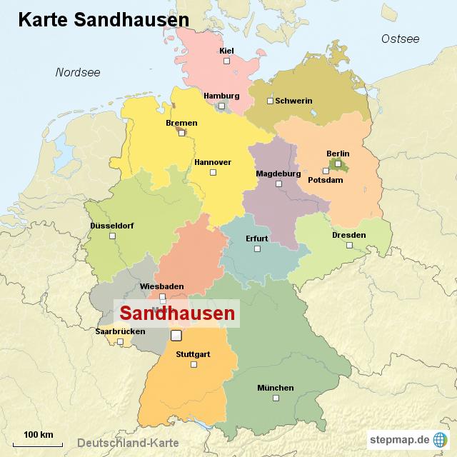 sandhausen einwohner