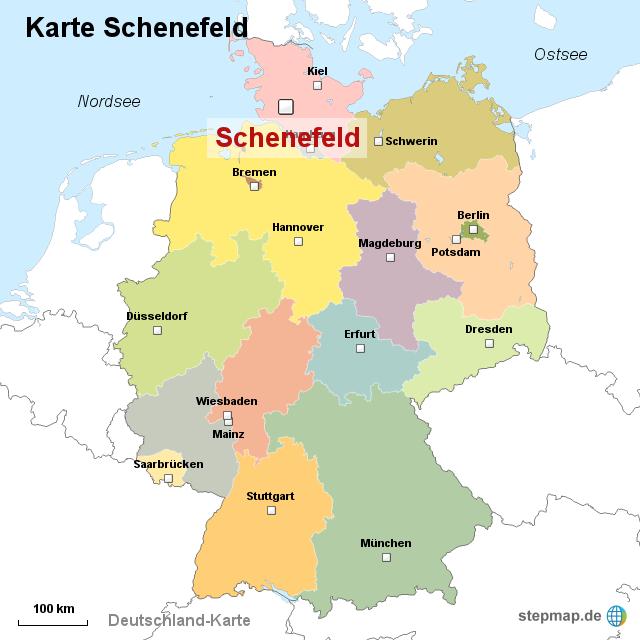Wo Liegt Schenefeld