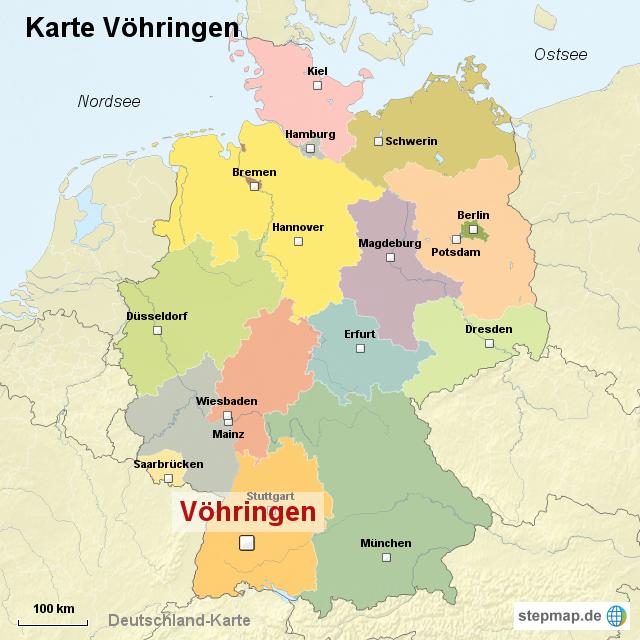Vöhringen Deutschland