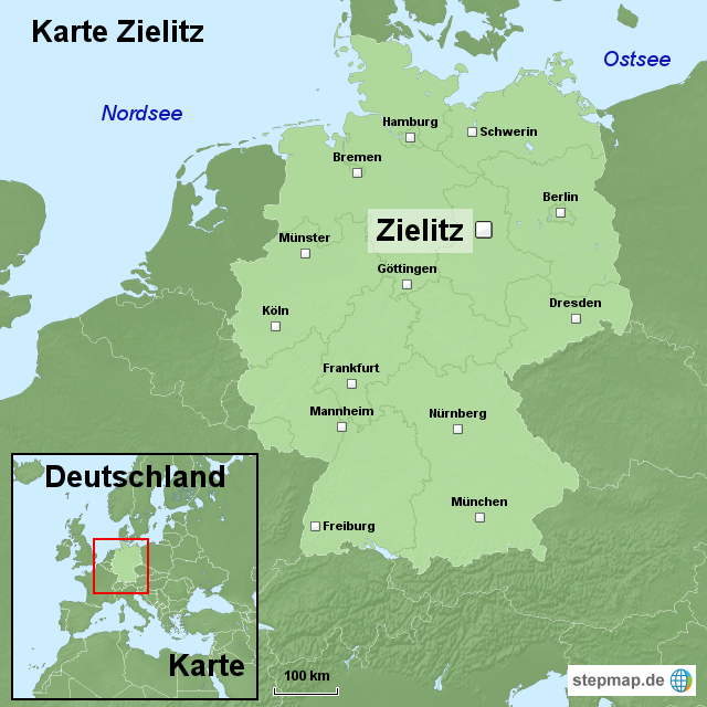 deutschland lage in europa