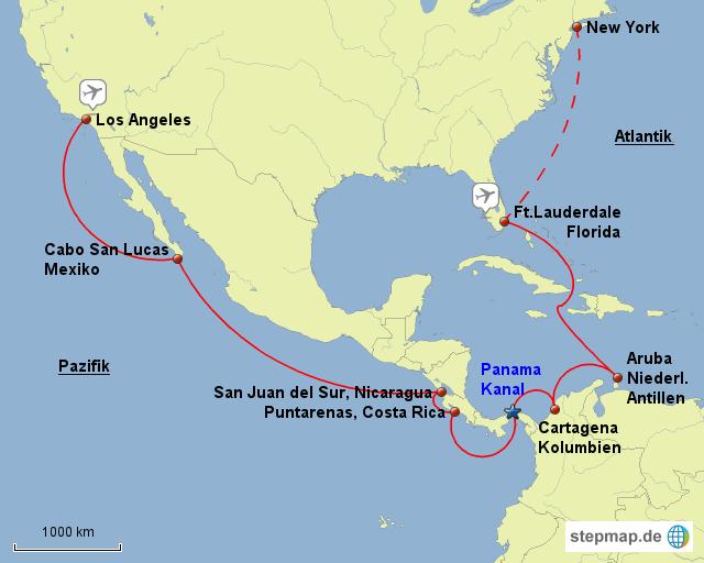 Panamakanal Kreuzfahrt Pictures To Pin On Pinterest