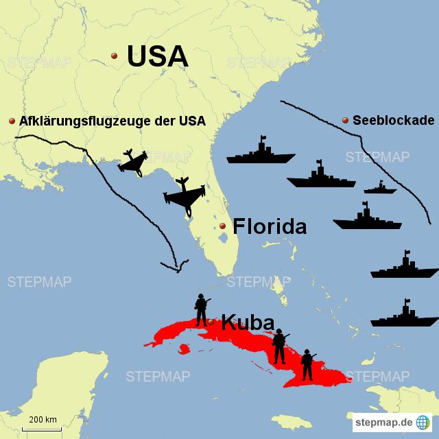 kuba karte Kuba Karte von lths   Landkarte für Deutschland
