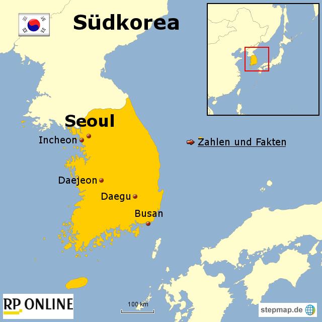 Sudkorea kennenlernen