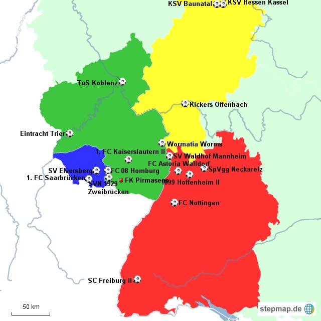 regionalliga west deutschland