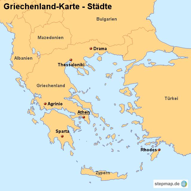 Griechenland - Urlaub bei den Hellenen