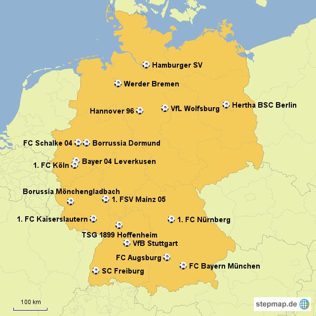 1. bundesliga deutschland