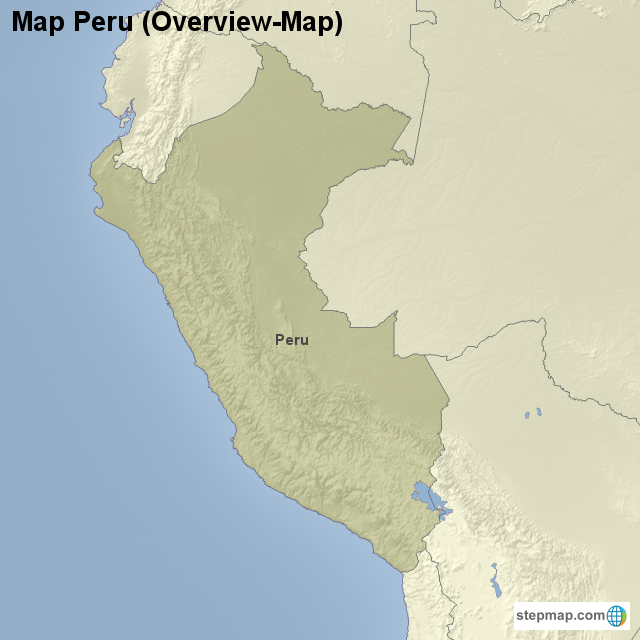 an overview of peru Peru in brief: political and economic conditions and relations with the united states congressional research service summary this report provides an overview of peru's government and economy and a discussion of issues.