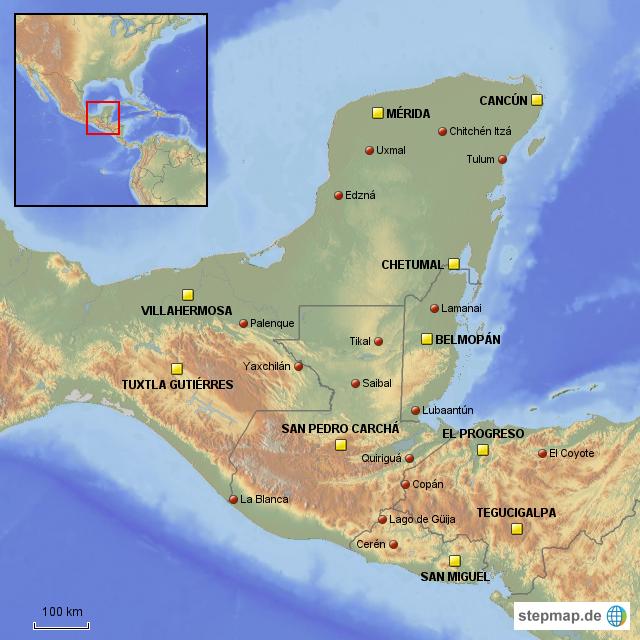 Maya Karte