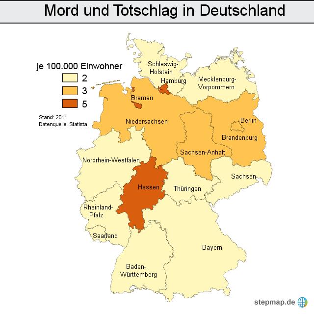 Morde Deutschland Migrationshintergrund