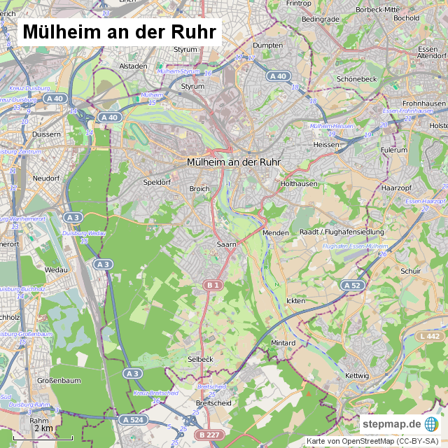 Single mülheim ruhr