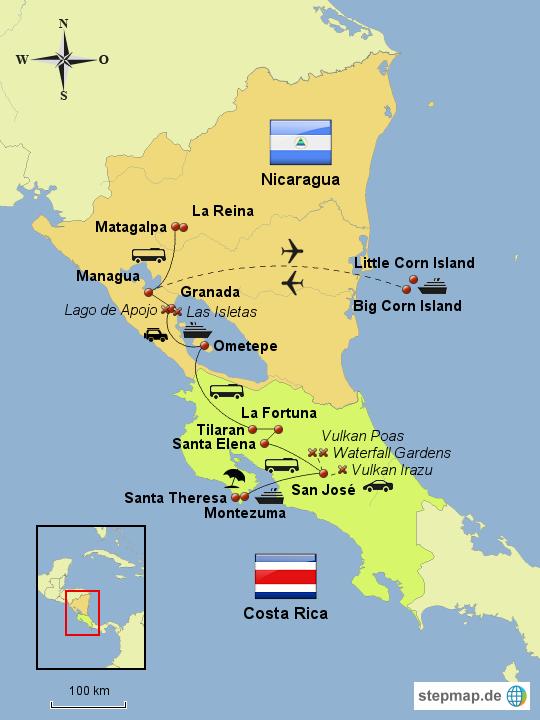 Frauen aus costa rica kennenlernen