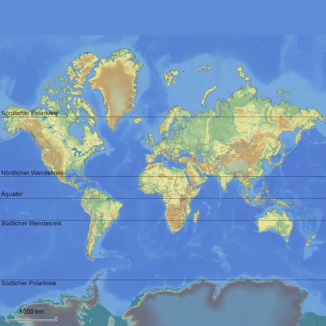 polarkreis karte StepMap   nördlicher Polarkreis   Landkarte für Europa