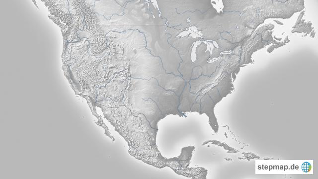 Großlandschaften Usa