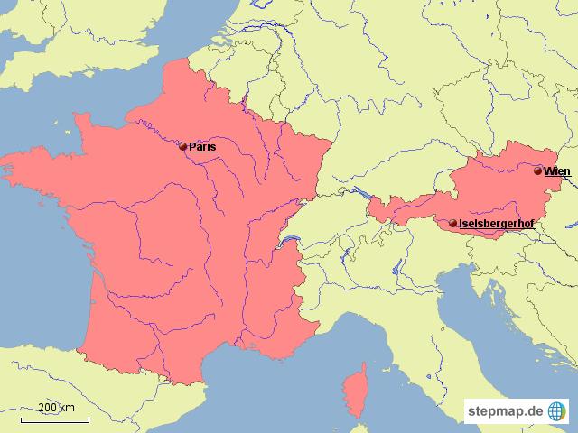 Frankreich österreich