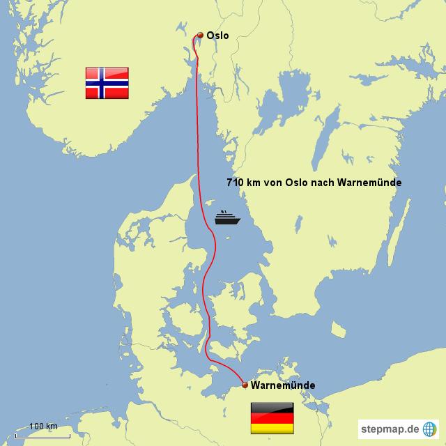 Warnem nde deutschland karte my blog for Urlaub in warnemunde