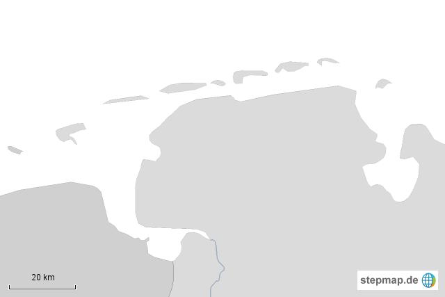ostfriesische inseln stumme karte von maluhu4teachers landkarte f r deutschland. Black Bedroom Furniture Sets. Home Design Ideas