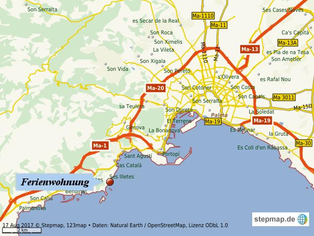 stepmap